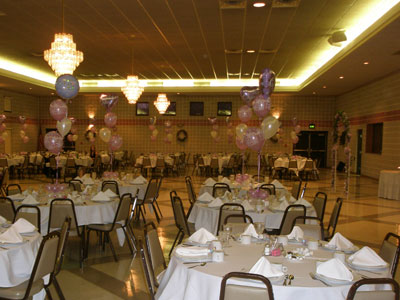 hall rental banquet facility at our lady of consolation catholic